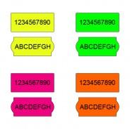 Rola de etichete Blitz C20, Blitz C20i, Blitz C20A - color