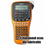 Aparat de etichetat P-Touch E100VP