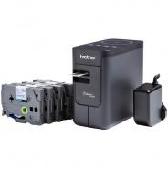 Aparat de etichetat P-Touch P750WSP - BUNDLE